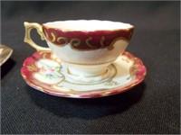 Saucers & Teacups, Mini (3)