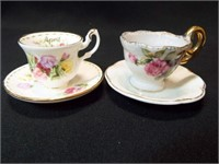 Saucers & Teacups, Mini, England (4)