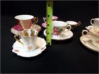 Saucers & Teacups, Medium (8+)