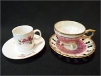 Saucers & Teacups, Medium (9+)