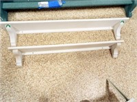 Wood Shelves - 2 Sets, 1 Single (5)