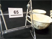 Vintage Dishes - W.S. George (6),