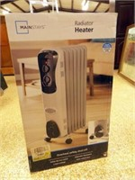 Mainstay Radiator Heater new in box