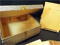 1940's-50's Clothing Design Books, Box