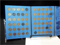 Lincoln Cents Collection, 1941 - 1974