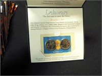 Quarter Dollar State Collection