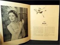 1958 My Fair Lady Souvenir Book