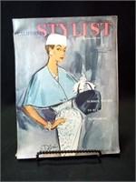 1957 California Stylist Magazine