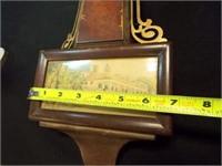 Sessions Mt. Vernon Banjo Wood Clock