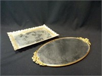 DresserTop  Mirrors (2)