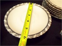 Franconia Palladina Plates, Cups (24)