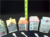 Lennox Village Condiment Holders (6)