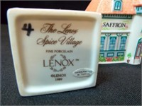 Lennox Village Spice Jars, 1989 (6)