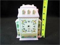 Lennox Village Clock, Utensil Holder (2)