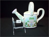 Lennox Village Watering Can, 1999