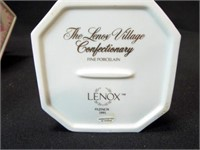 Lennox Village Canisters, Jar (3)