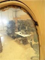 """Wood / Glass """"Door"""""""