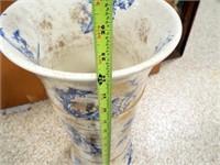 """Floor Vase, 24"""" x 11"""""""