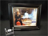 Al Pacino Scarface Autographed Print