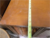 Zenith Phonograph, Radio in Cabinet