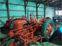 685 Raeder Tractor, Equipment & Antiques Auction