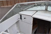 1970 Formula Cabin Cruiser Boat w/ Trailer