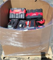 Monthly PALLET & BOX LOT Store Returns On - Site Auction