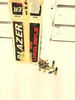 Box Full of 22LR Ammo - approx. 500+ rounds