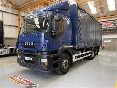 2010 IVECO STRALIS 330 at TruckLocator.ie