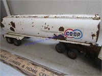 COOP TANKER TRUCK