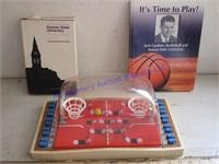 KANSAS BASKETBALL BOOKS