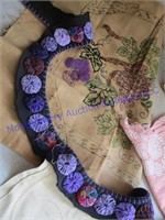 NEEDLEWORK ITEMS
