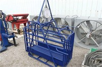 Hog Scale, 440 LB. Capacity