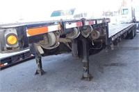 2007 Manac  53ft Drop Deck Triaxle