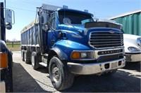 2001 Sterling Triaxle Dump Truck