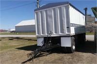 650bu. Grain Trailer w/Single Hopper