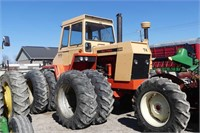1974 Case 1470 Traction King 4WD Diesel