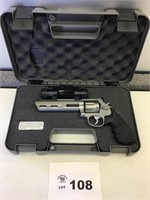 SMITH & WESSON.357 MAGNUM MODEL 686-6 w MATCHDOT