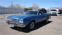 1973 Ford Ranchero Squire  - #219947