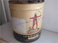 ARCHER OIL CAN