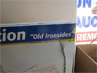 OLD IRON SIDES