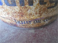 SKELLY 5 GAL CAN