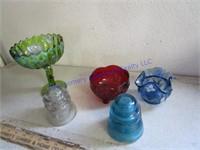 INSULATORS & GLASS