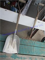 COB FORK AND SHOVEL