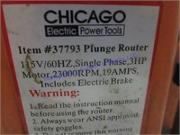 CHICAGO ROUTER