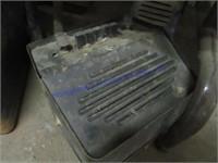 BARNYARD CLEANUP