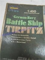 NAVY SHIP MODEL