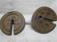 SCALE WEIGHTS