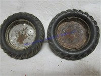 TOY TRACTOR TIRES