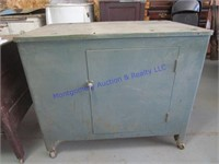 SAW CABINET